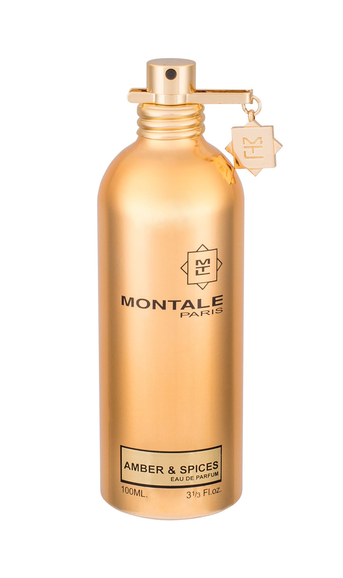 Montale Paris Amber & Spices EDP 100ml