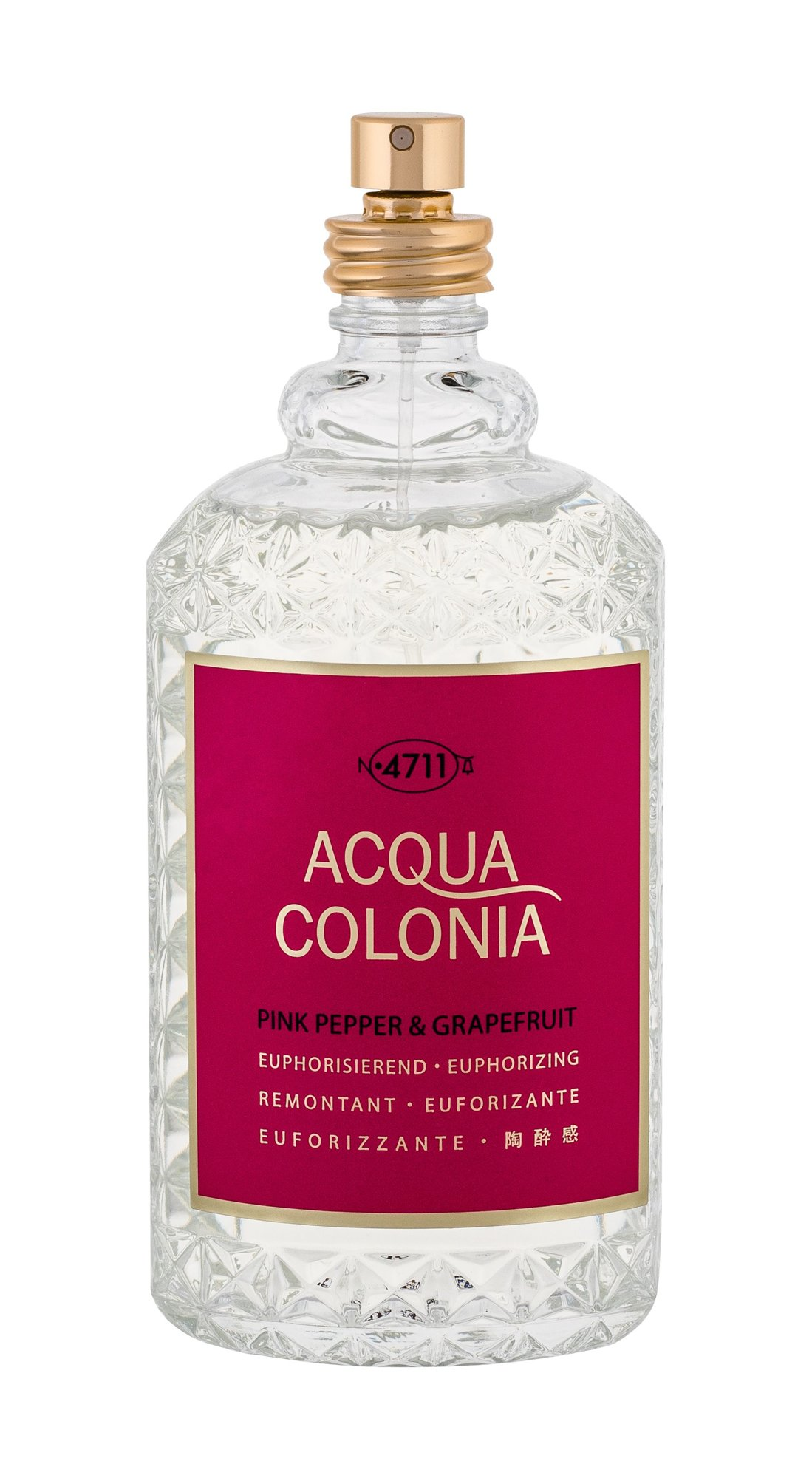 4711 Acqua Colonia Pink Pepper & Grapefruit Cologne 170ml