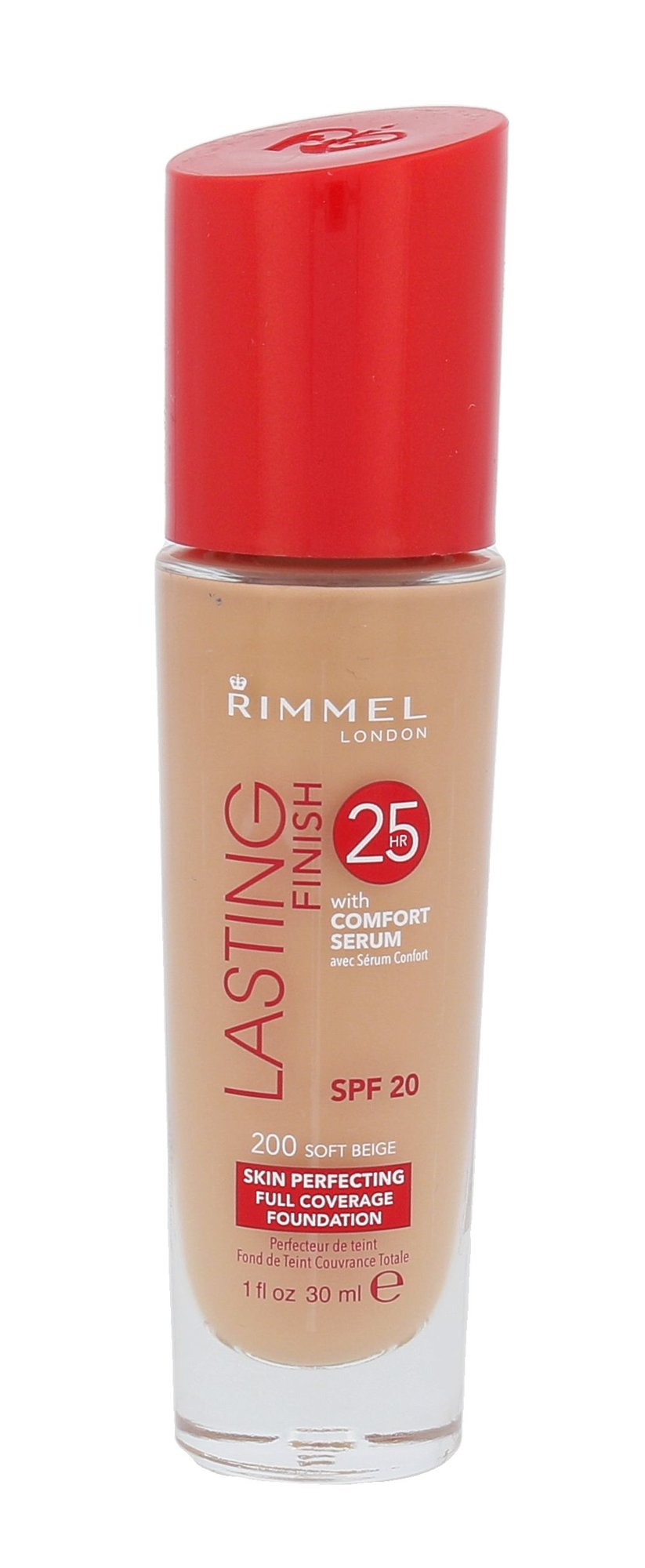 Rimmel London Lasting Finish Cosmetic 30ml 200 Soft Beige