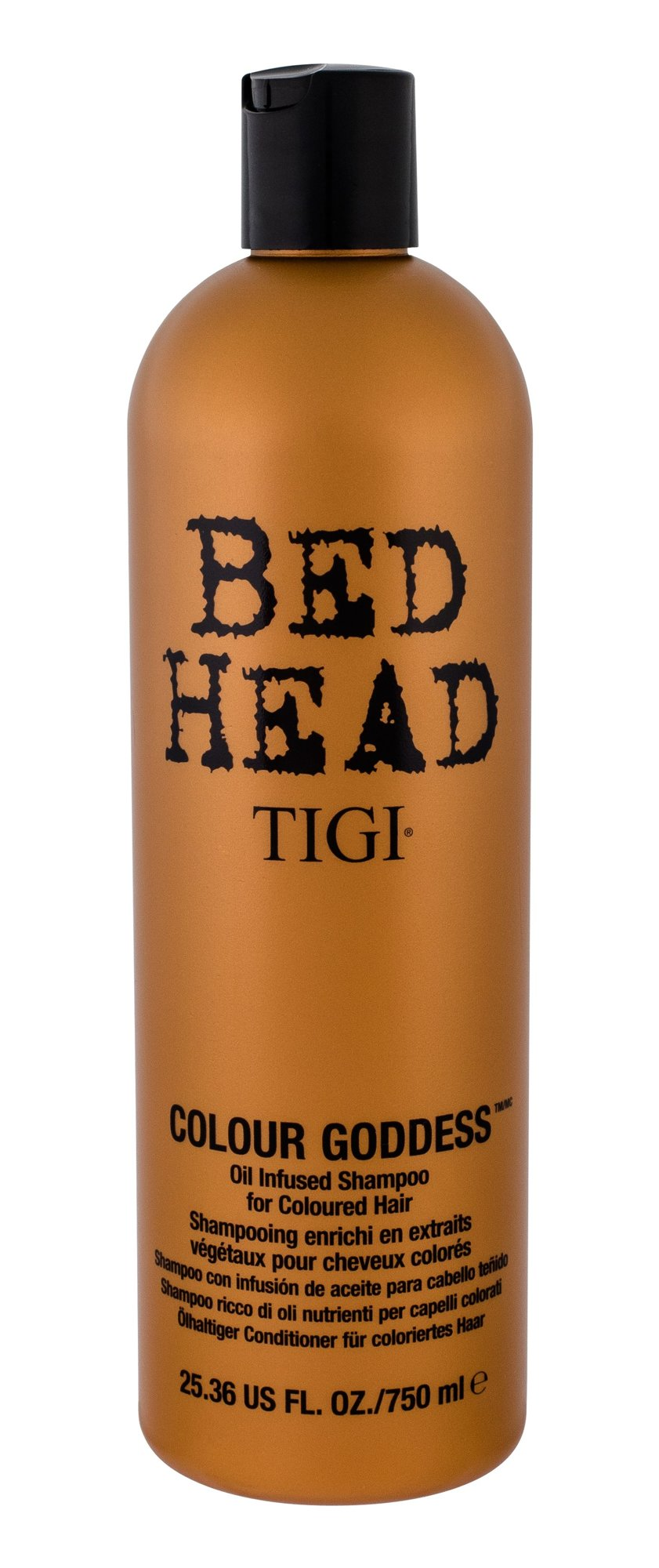 Tigi Bed Head Colour Goddess Cosmetic 750ml