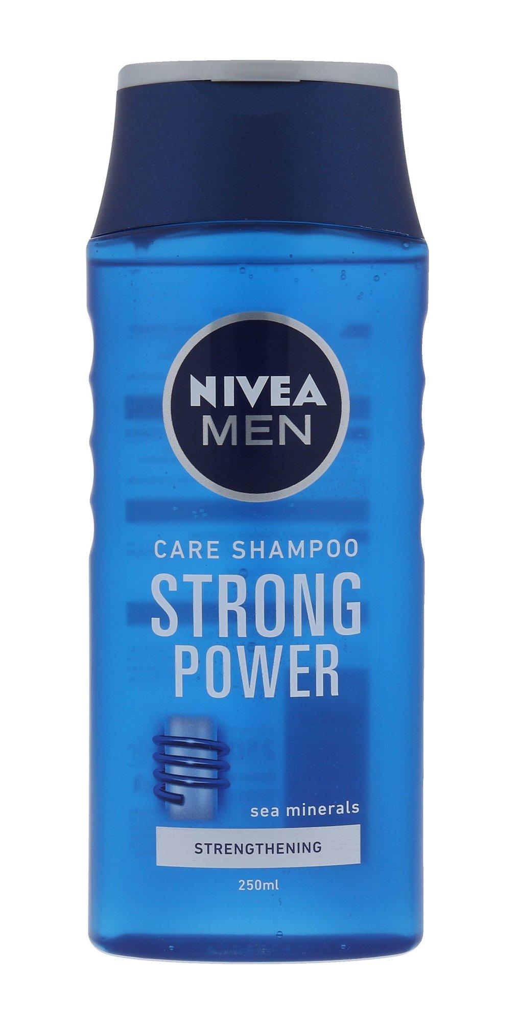Nivea Men Strong Power Cosmetic 250ml