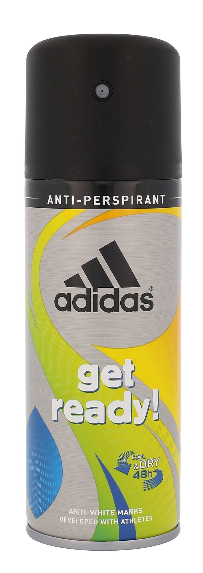 Adidas Get Ready! For Him Antiperspirant 150ml