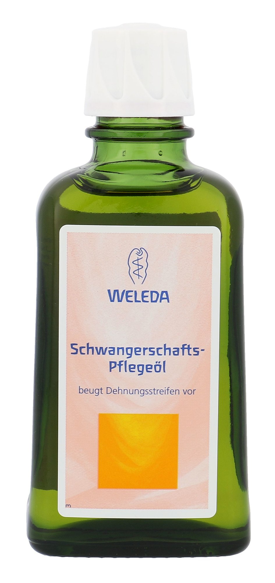 Weleda Stretch Mark Massage Oil Cosmetic 100ml