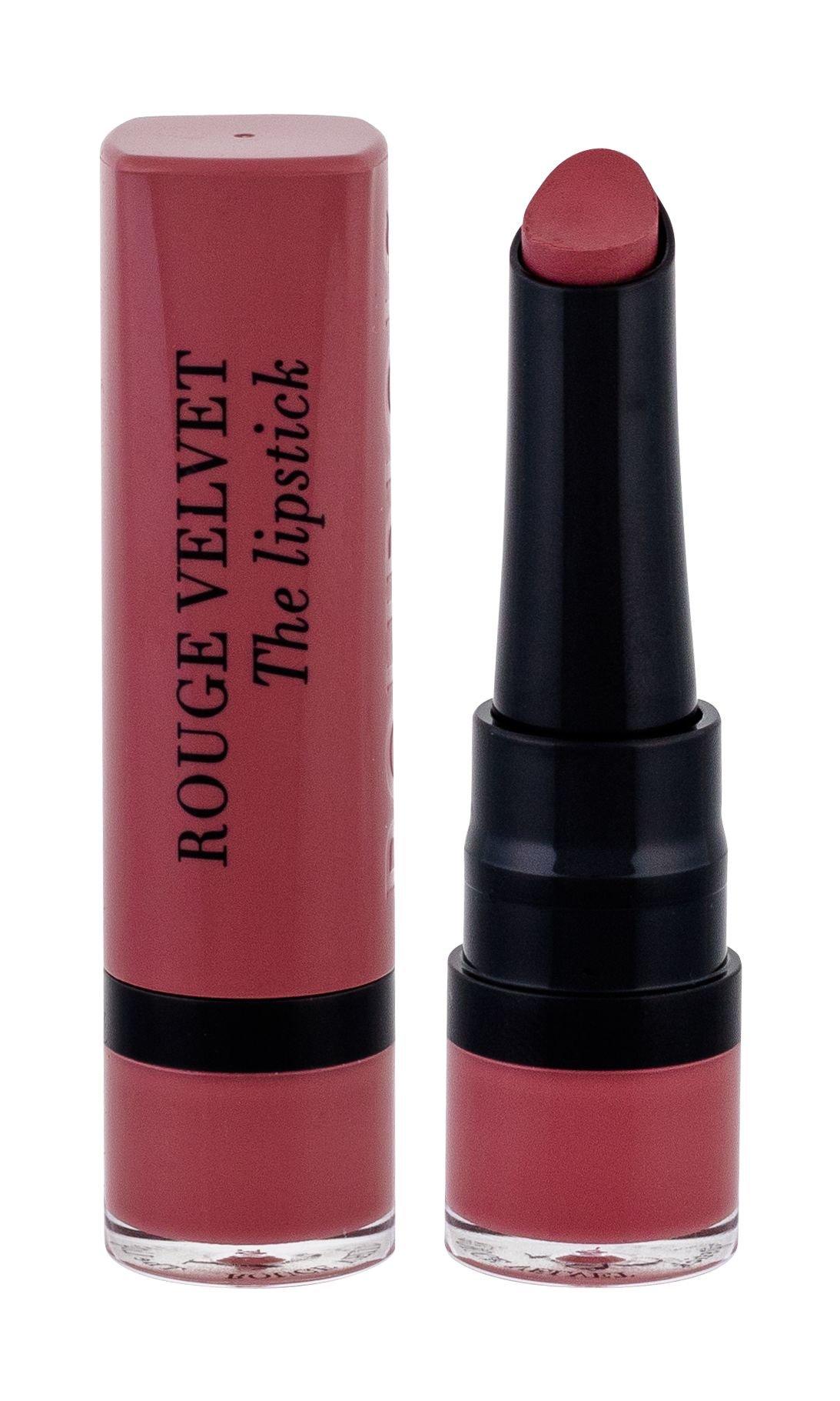 BOURJOIS Paris Rouge Velvet Lipstick 2,4ml 13 Nohalicious