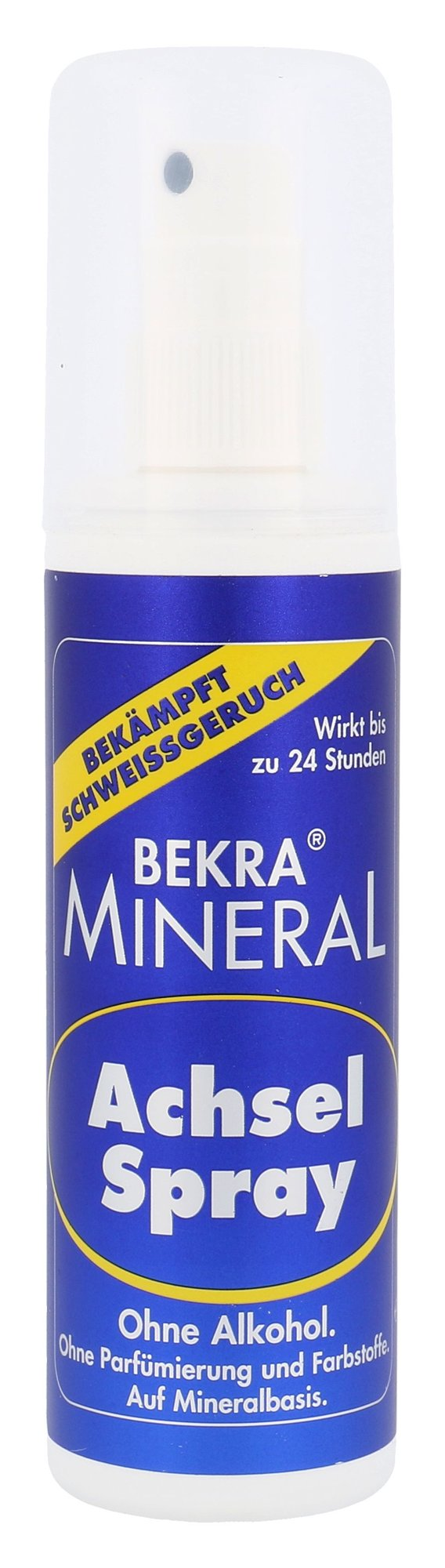 Bekra Mineral Underarm Spray Cosmetic 100ml