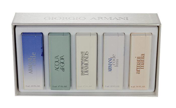 Giorgio Armani Mini Set 1 EDT 20ml