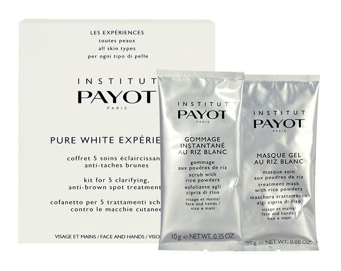 PAYOT Pure White Experience Cosmetic 5x10ml