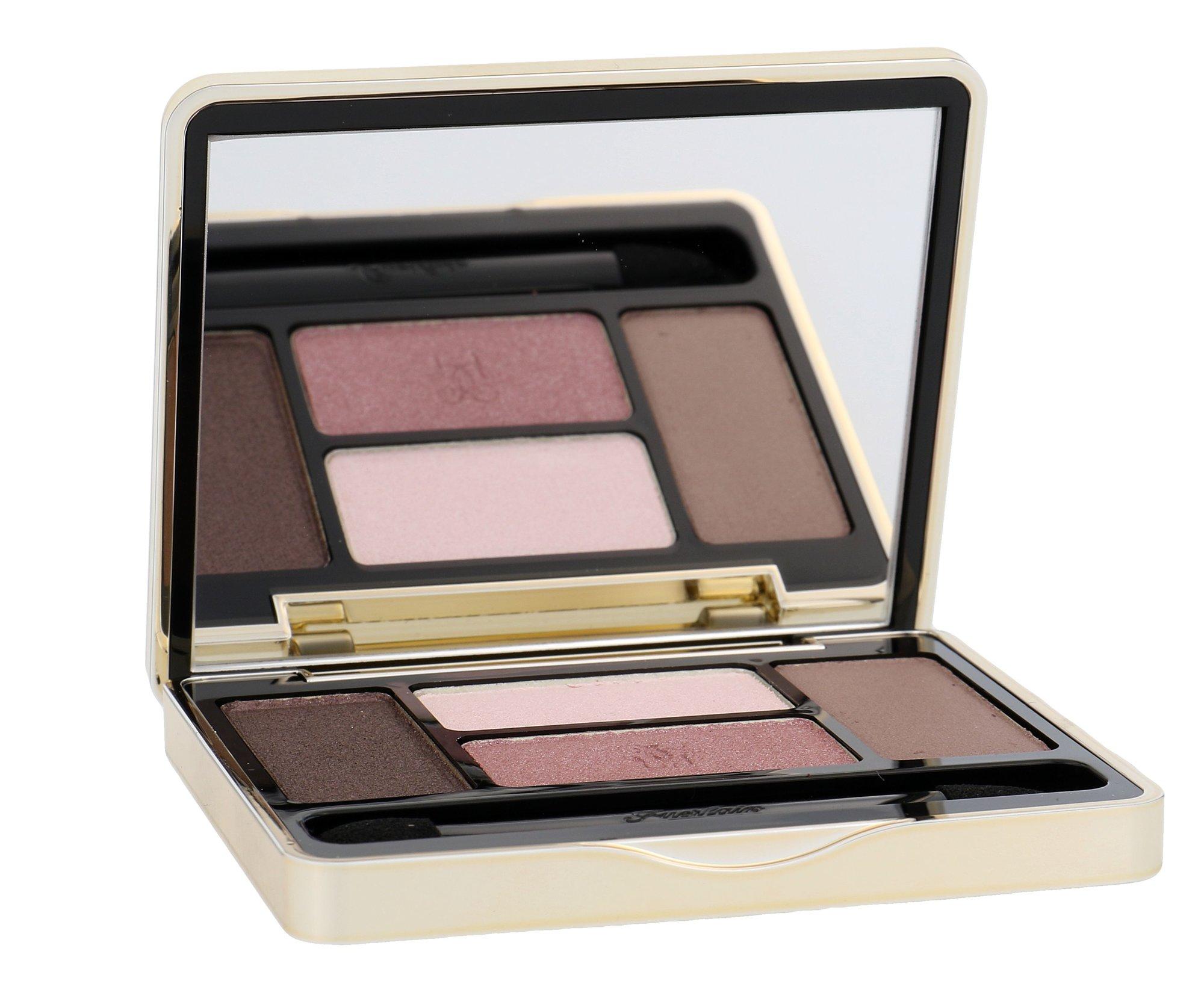 Guerlain Ecrin 4 Couleurs Cosmetic 7,2ml 04 Les Bois De Rose
