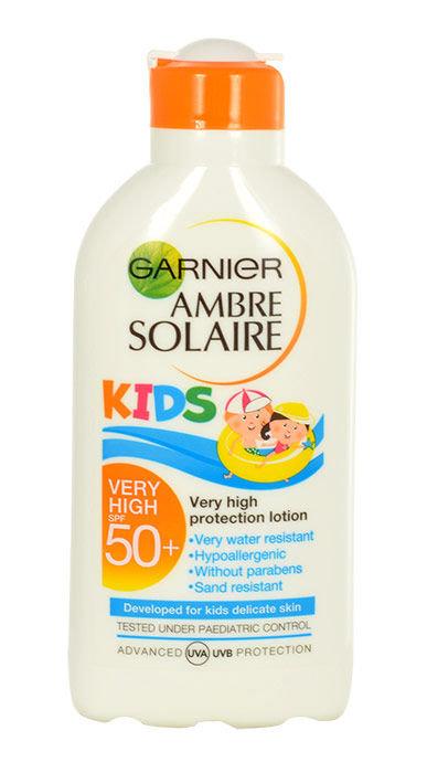 Garnier Ambre Solaire Kids Cosmetic 200ml