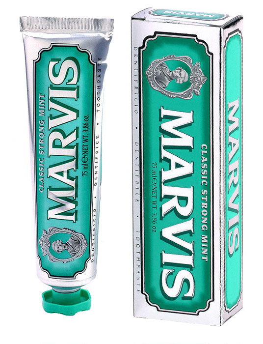 Marvis Classic Strong Mint Cosmetic 75ml