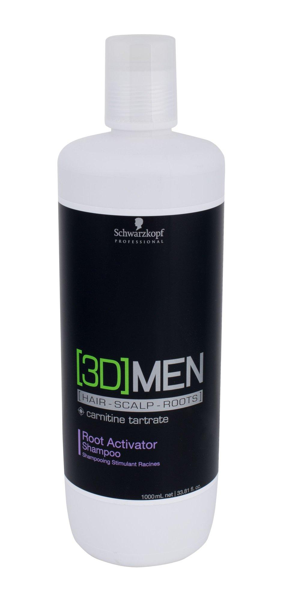 Schwarzkopf 3DMEN Cosmetic 1000ml