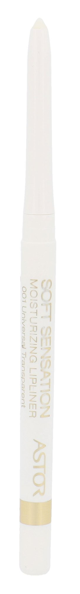 ASTOR Soft Sensation Cosmetic 4ml 001 Universal Transparent