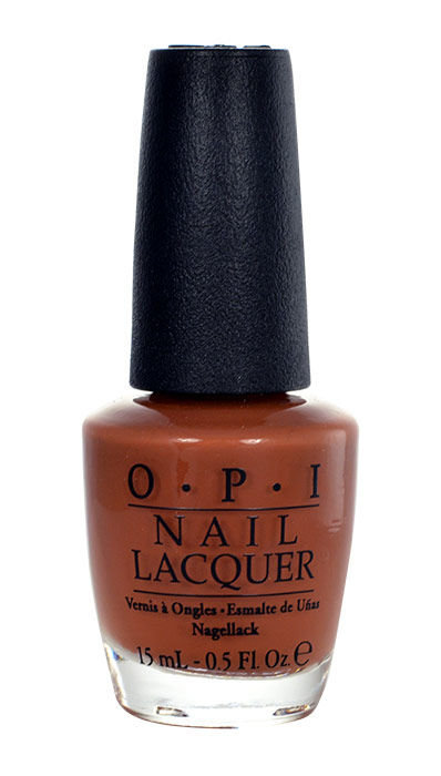 OPI Nail Lacquer Cosmetic 15ml NL E80 Vant To Bite My Neck?