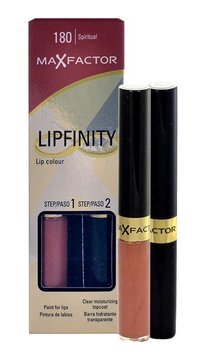 Max Factor Lipfinity Cosmetic 4,2ml 330 Essential Burgundy