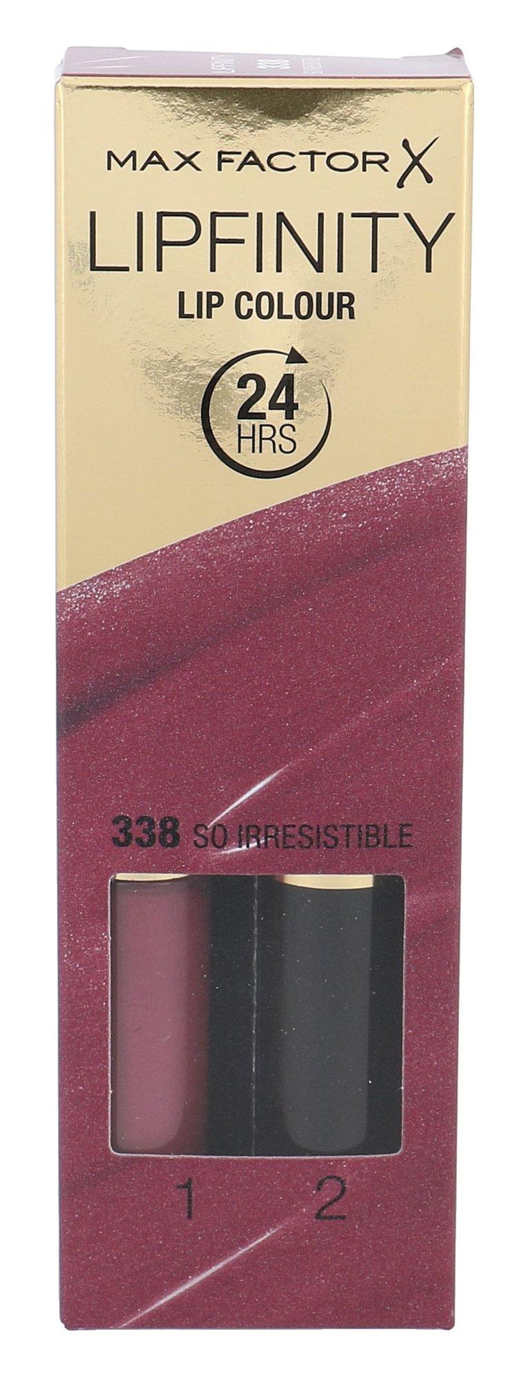 Max Factor Lipfinity Cosmetic 4,2ml 338 So Irresistible