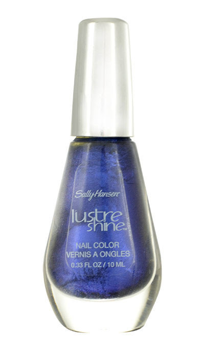 Sally Hansen Lustre Shine Cosmetic 10ml 004 Azure