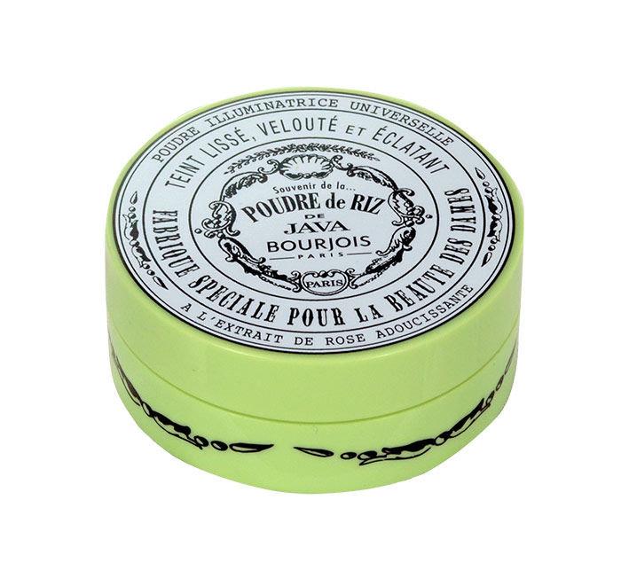 BOURJOIS Paris Java Rice Powder Cosmetic 3,5ml Translucent