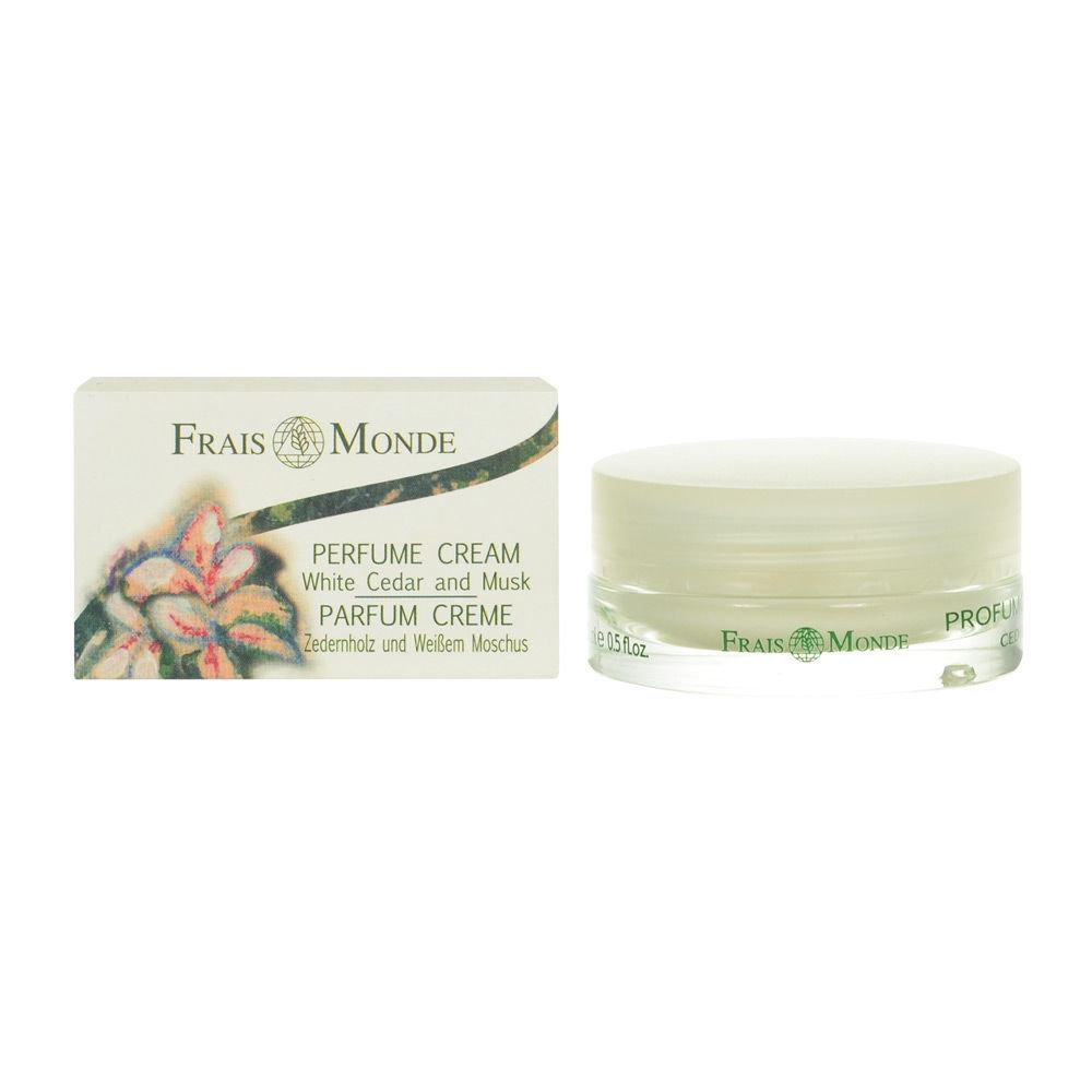 Frais Monde White Cedar And Musk Cosmetic 15ml
