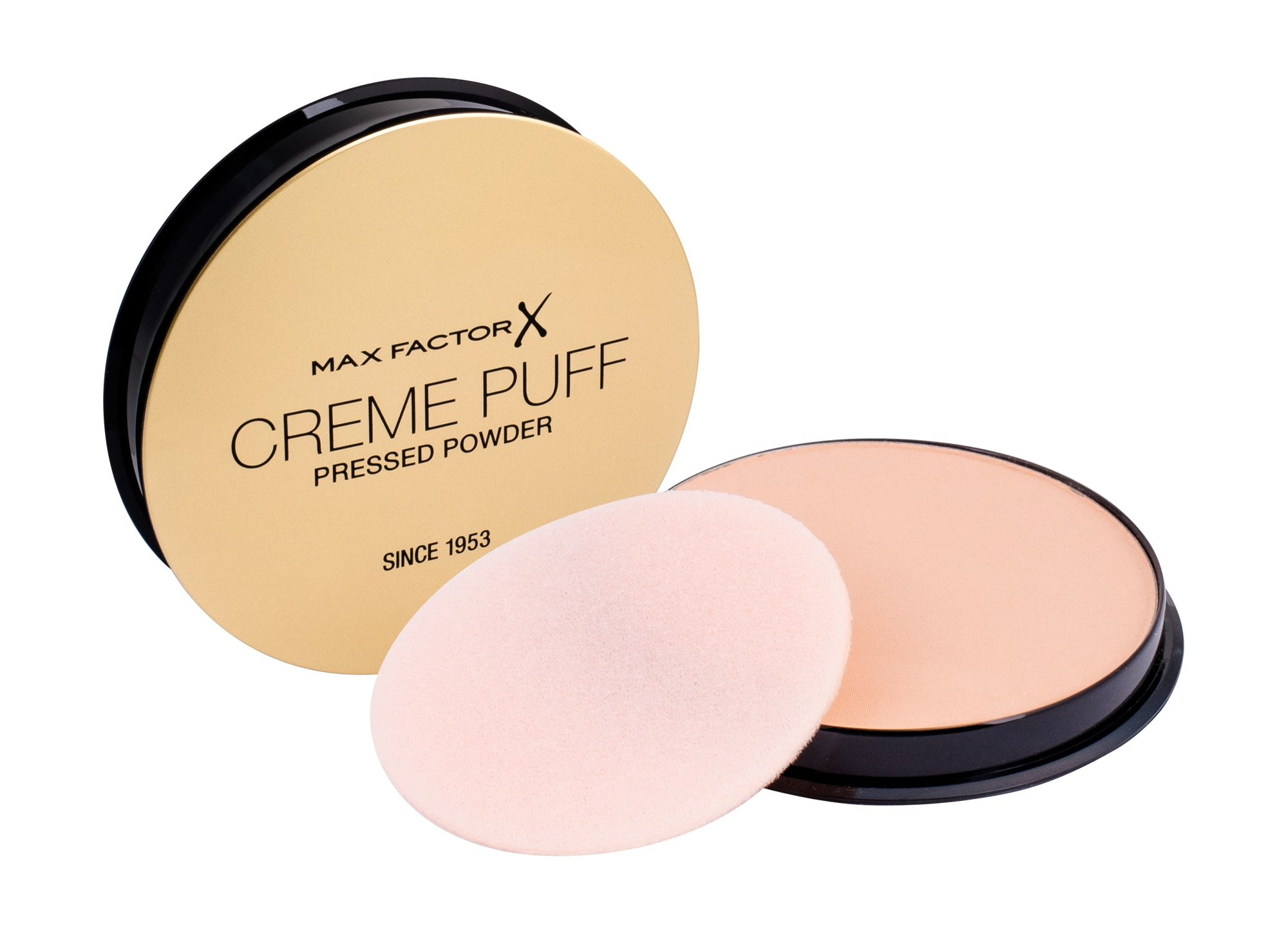 Max Factor Creme Puff Cosmetic 21ml 85 Light N Gay