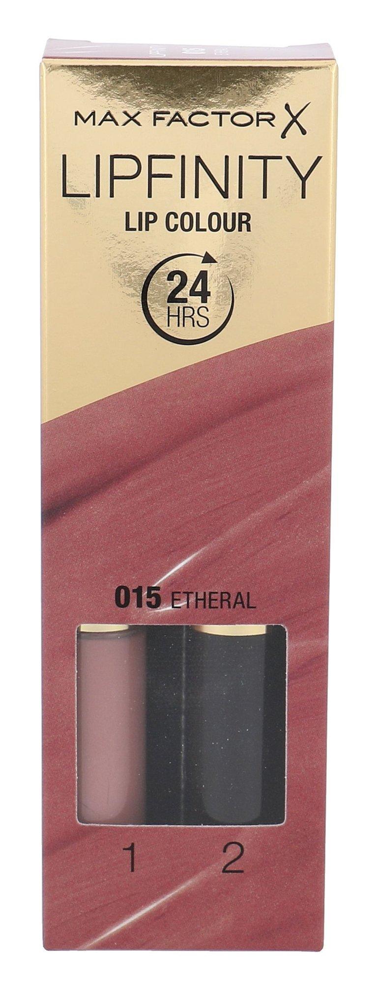 Max Factor Lipfinity Cosmetic 4,2ml 015 Etheral