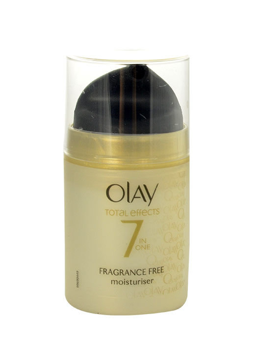 Olay Total Effects Cosmetic 50ml  7-in-1 Fragrance Free Moisturiser