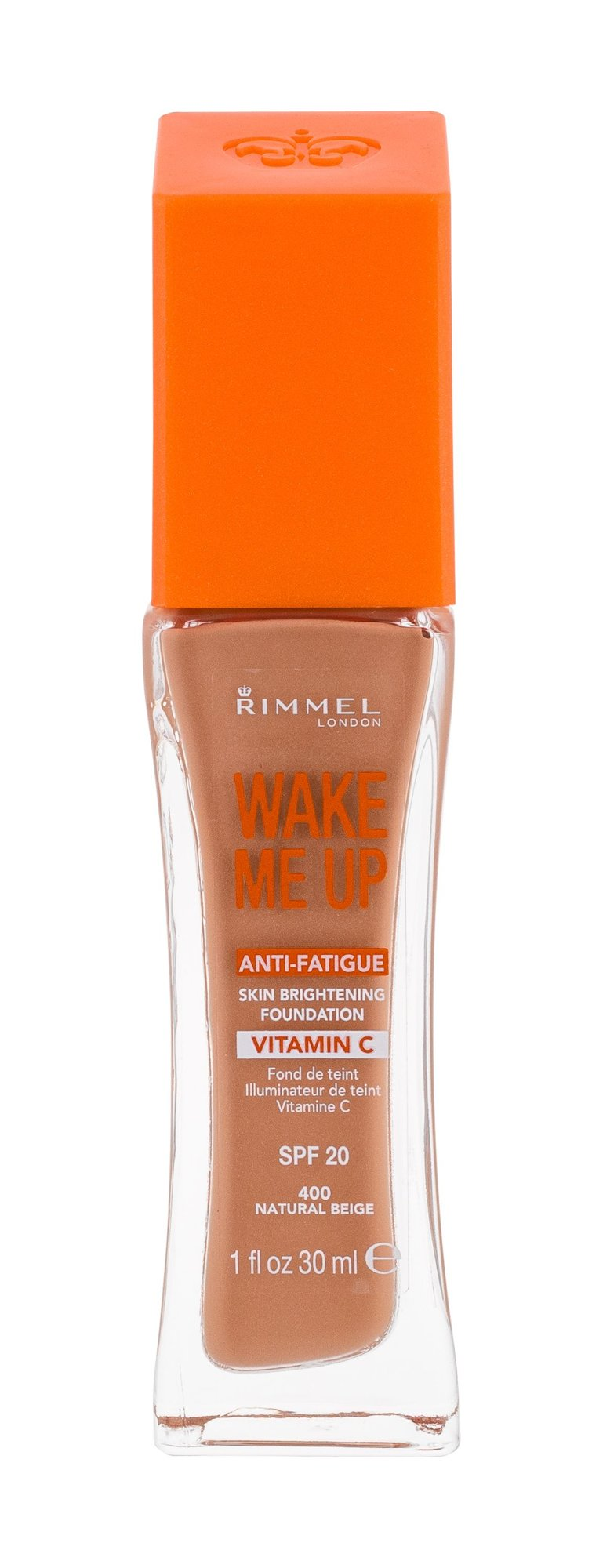 Rimmel London Wake Me Up Cosmetic 30ml 400 Natural Beige