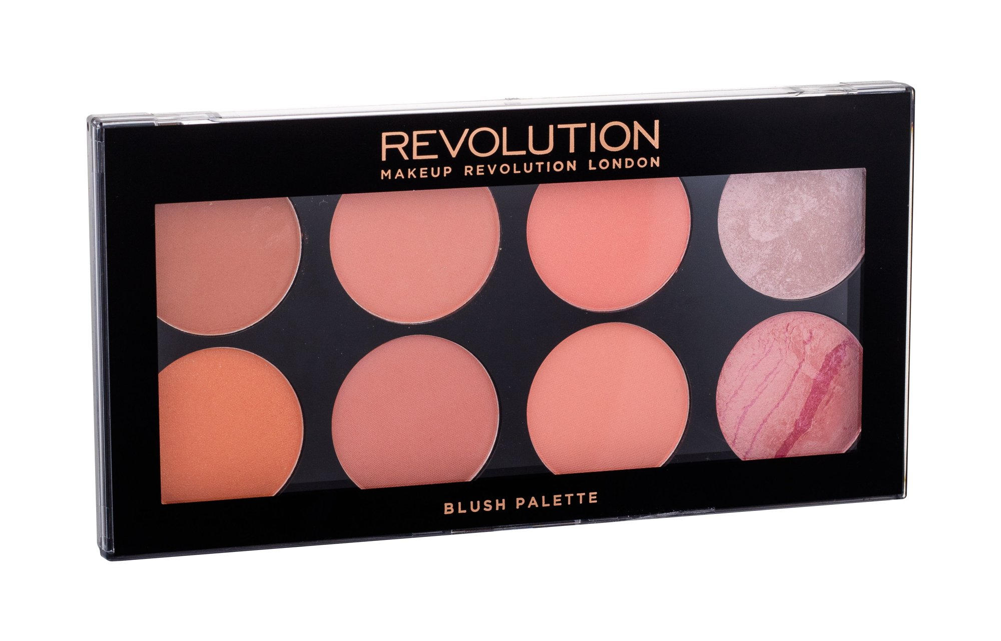 Makeup Revolution London Blush Palette Cosmetic 13ml Hot Spice