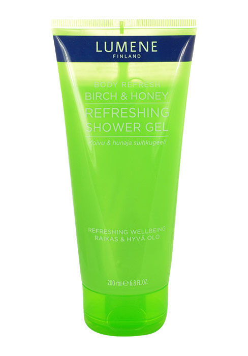 Lumene Body Refresh Cosmetic 200ml