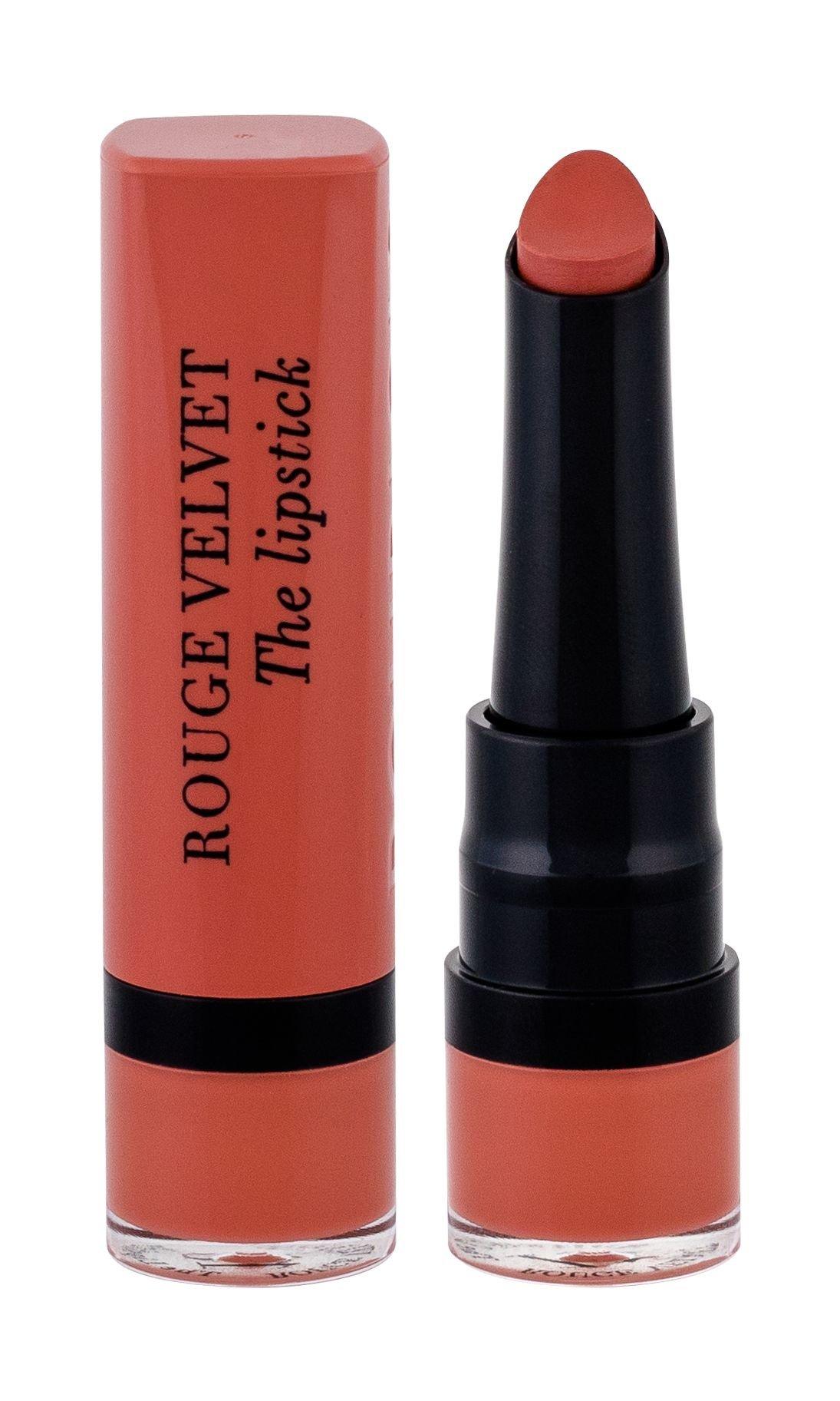 BOURJOIS Paris Rouge Velvet Lipstick 2,4ml 15 Peach Tatin