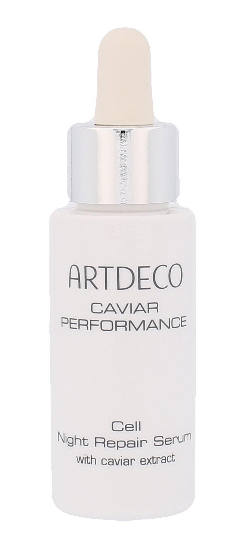 Artdeco Caviar Performance Cosmetic 30ml  Cell Night Repair Serum