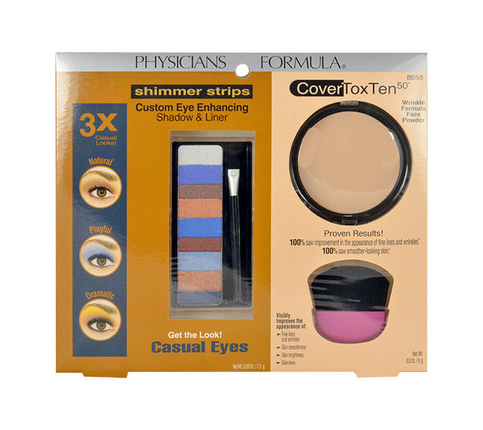 Physicians Formula Casual Eyes Cosmetic 7,5ml