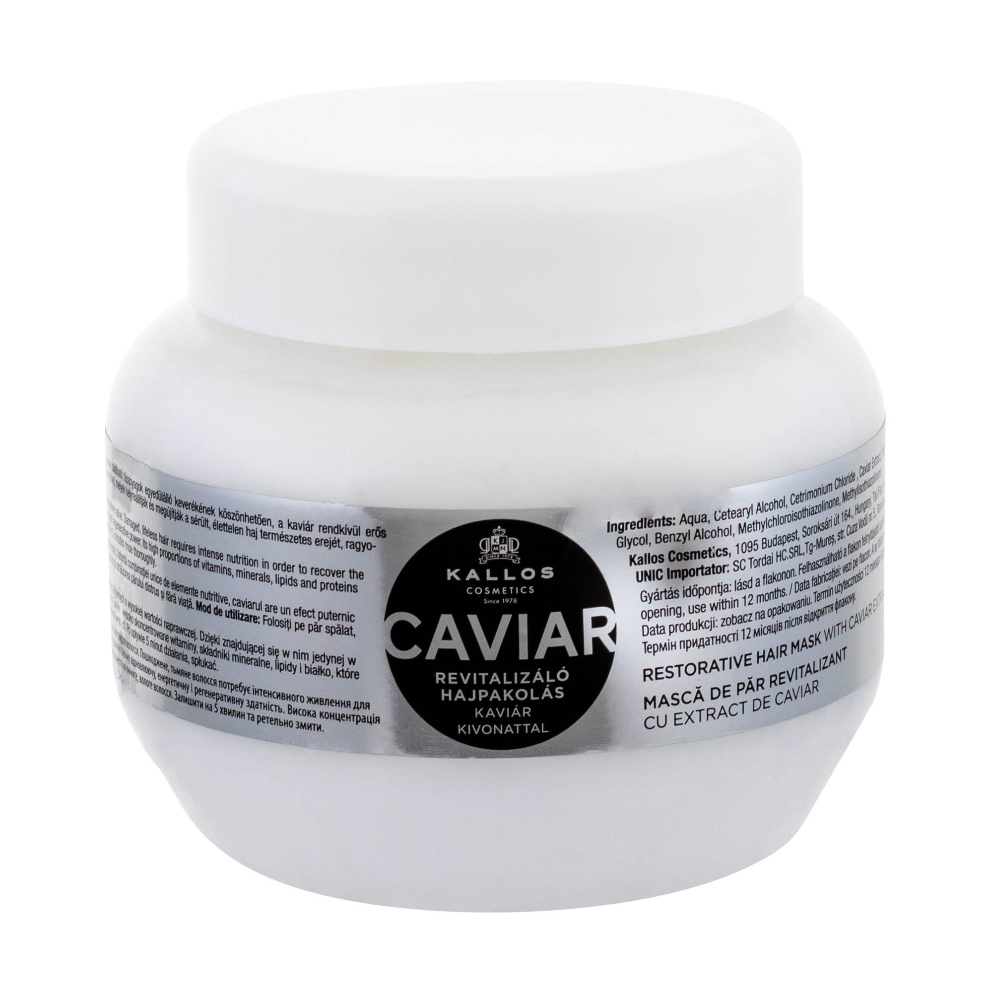 Kallos Cosmetics Caviar Cosmetic 275ml