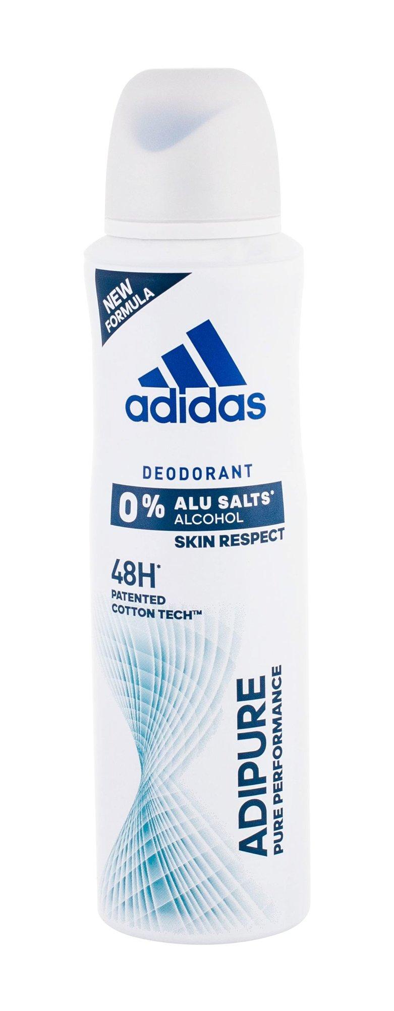 Adidas Adipure Antiperspirant 150ml