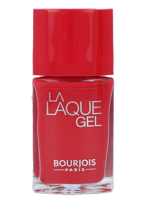BOURJOIS Paris La Laque Gel Nail Polish Cosmetic 10ml 5 Are You Reddy?