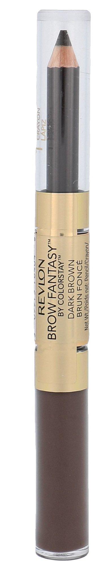 Revlon Brow Fantasy Cosmetic 1,49ml Dark Brown
