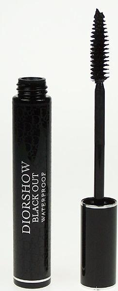 Christian Dior Diorshow Blackout Cosmetic 10ml 099 Khol Black