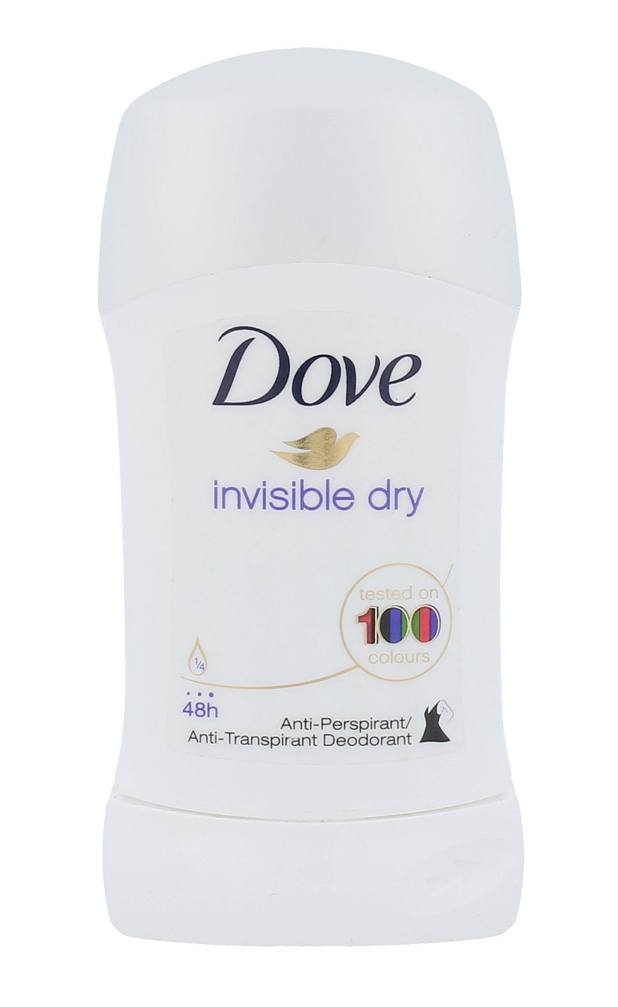 Dove Invisible Dry Cosmetic 40ml