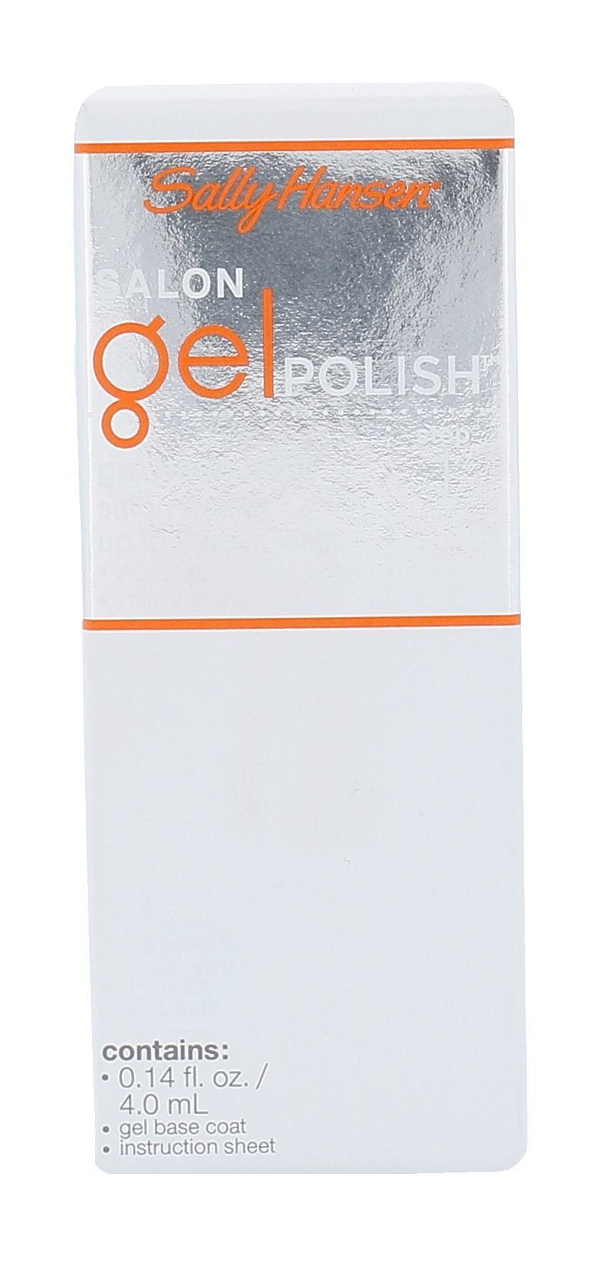 Sally Hansen Salon Gel Polish Cosmetic 4ml  Step 1