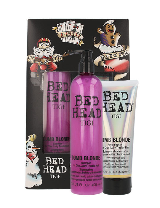 Tigi Bed Head Dumb Blonde Cosmetic 400ml