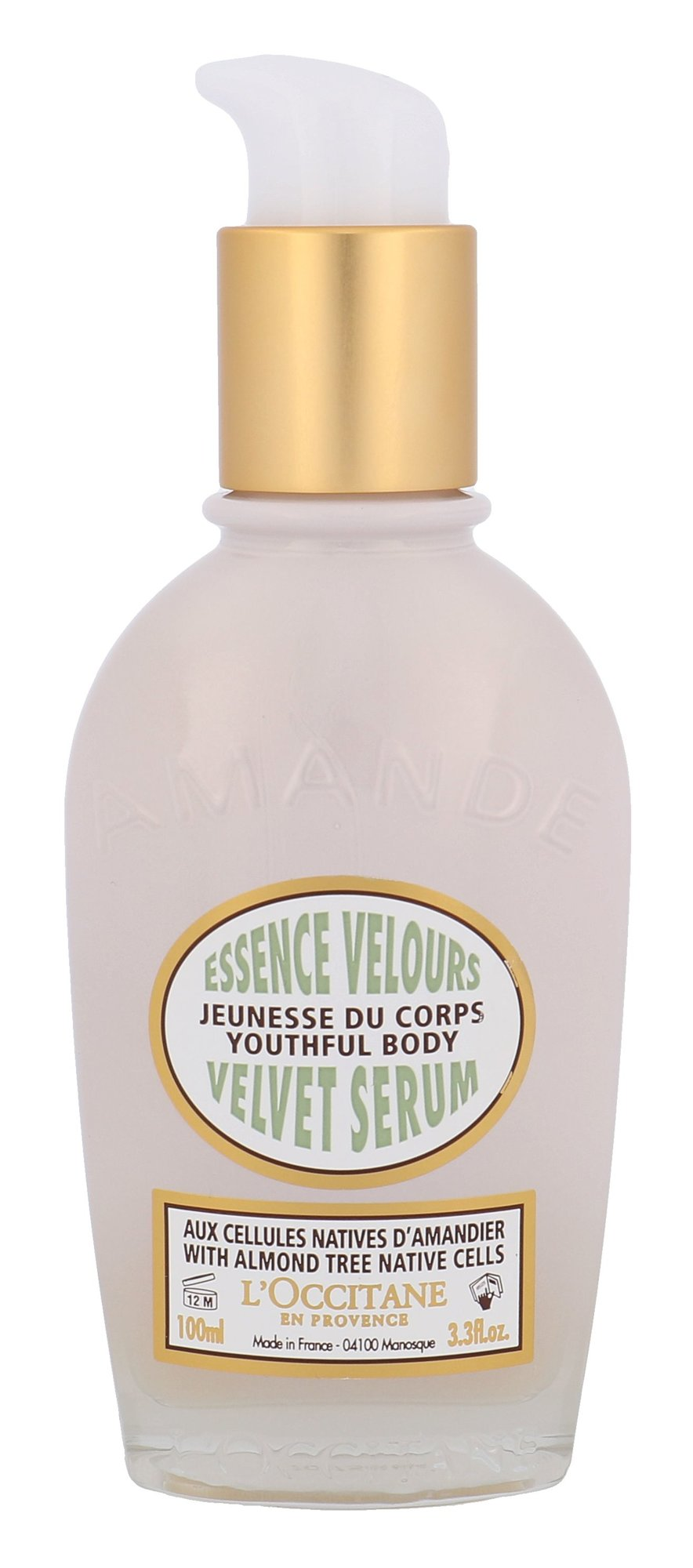 L´Occitane Almond Cosmetic 100ml  Velvet