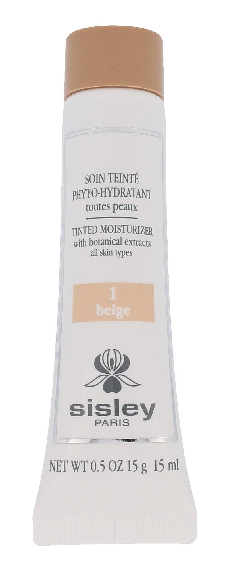 Sisley Tinted Moisturizer Cosmetic 15ml 1 Beige