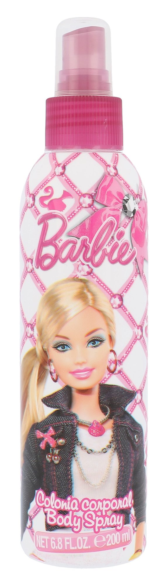 Barbie Barbie Tělový spray 200ml