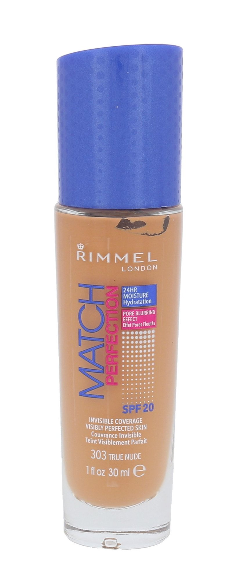 Rimmel London Match Perfection Cosmetic 30ml 303 True Nude