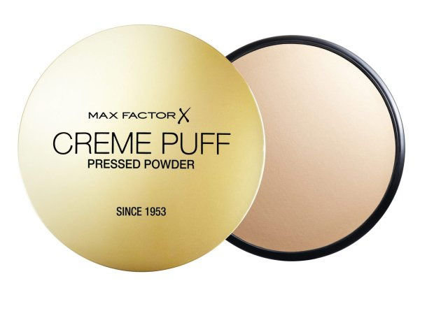 Max Factor Creme Puff Cosmetic 21ml 55 Candle Glow