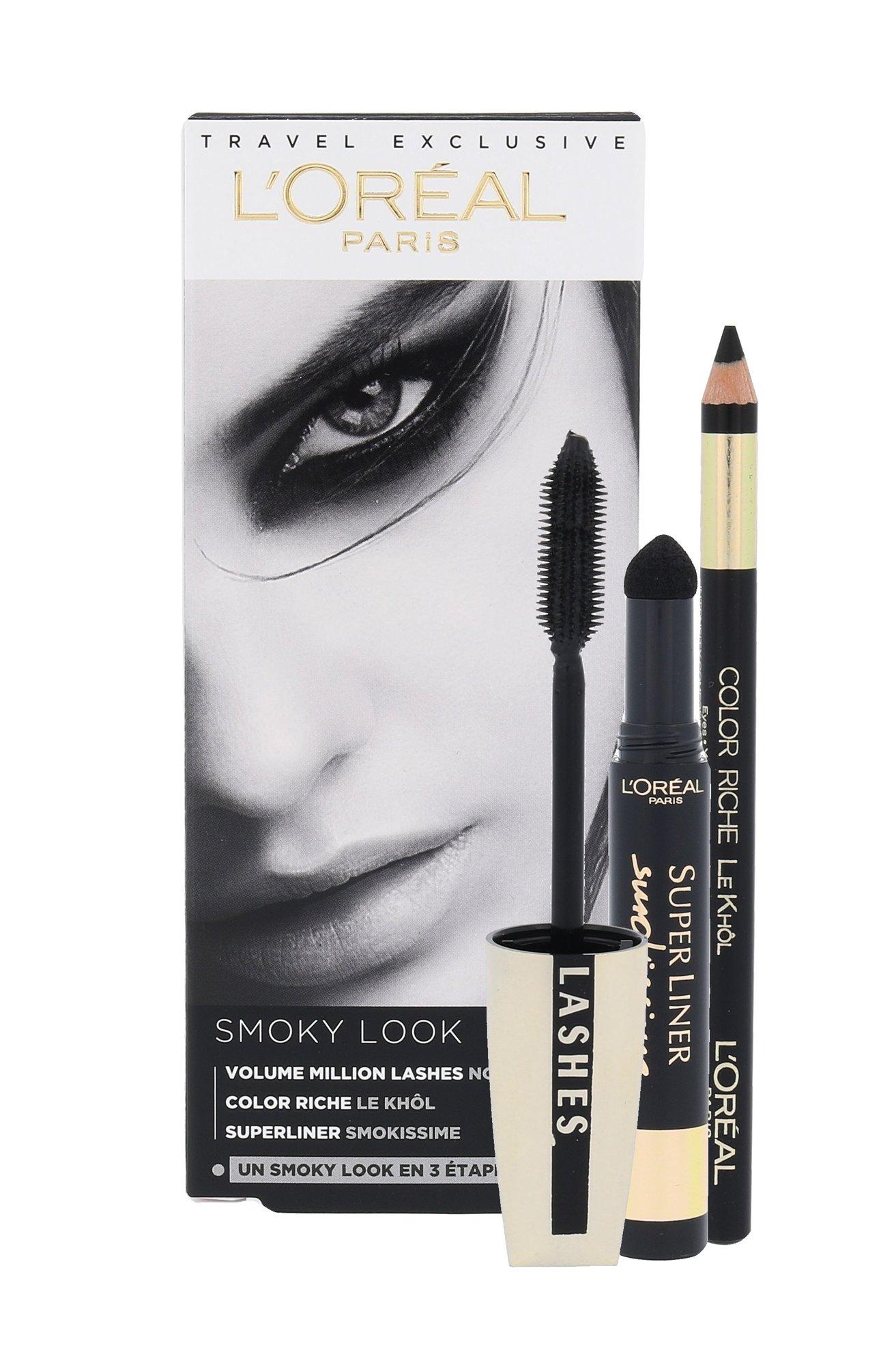 L´Oréal Paris Color Riche Cosmetic 2,5ml Black