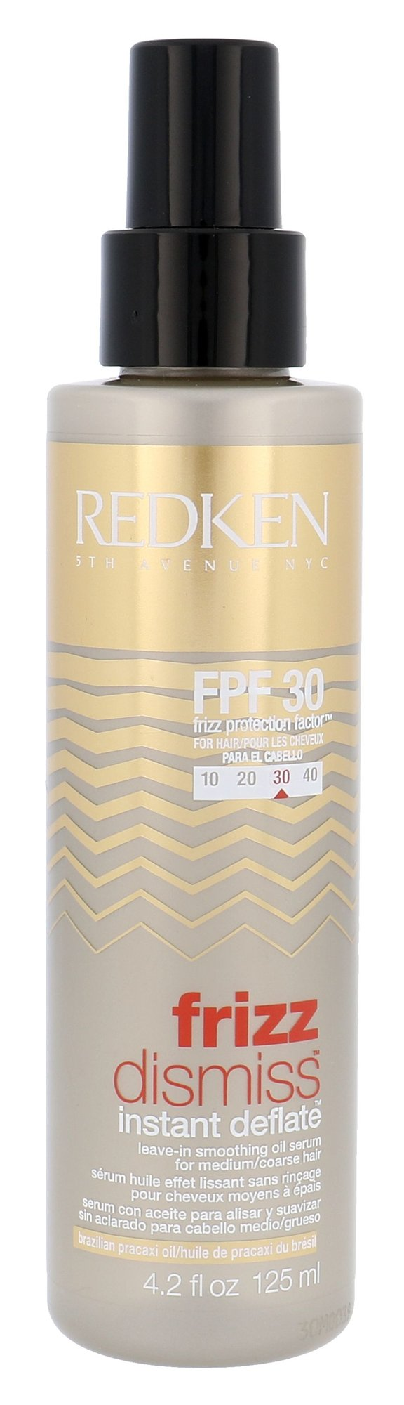 Redken Frizz Dismiss Cosmetic 125ml  Instant Deflate