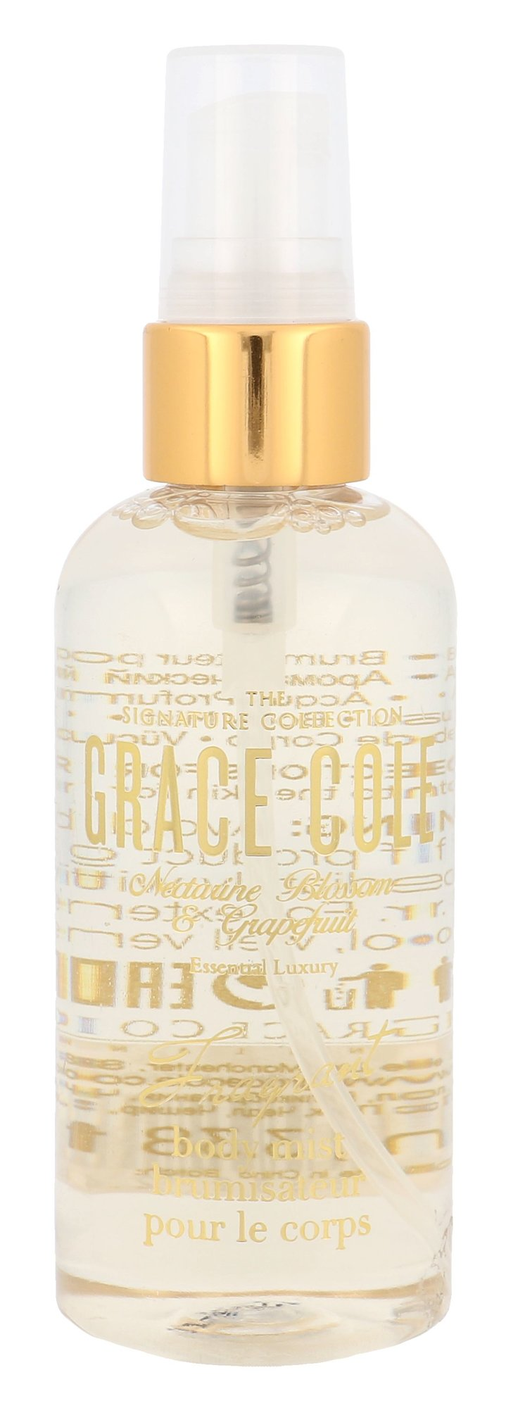 Grace Cole Nectarine Blossom & Grapefruit Nourishing body spray 100ml