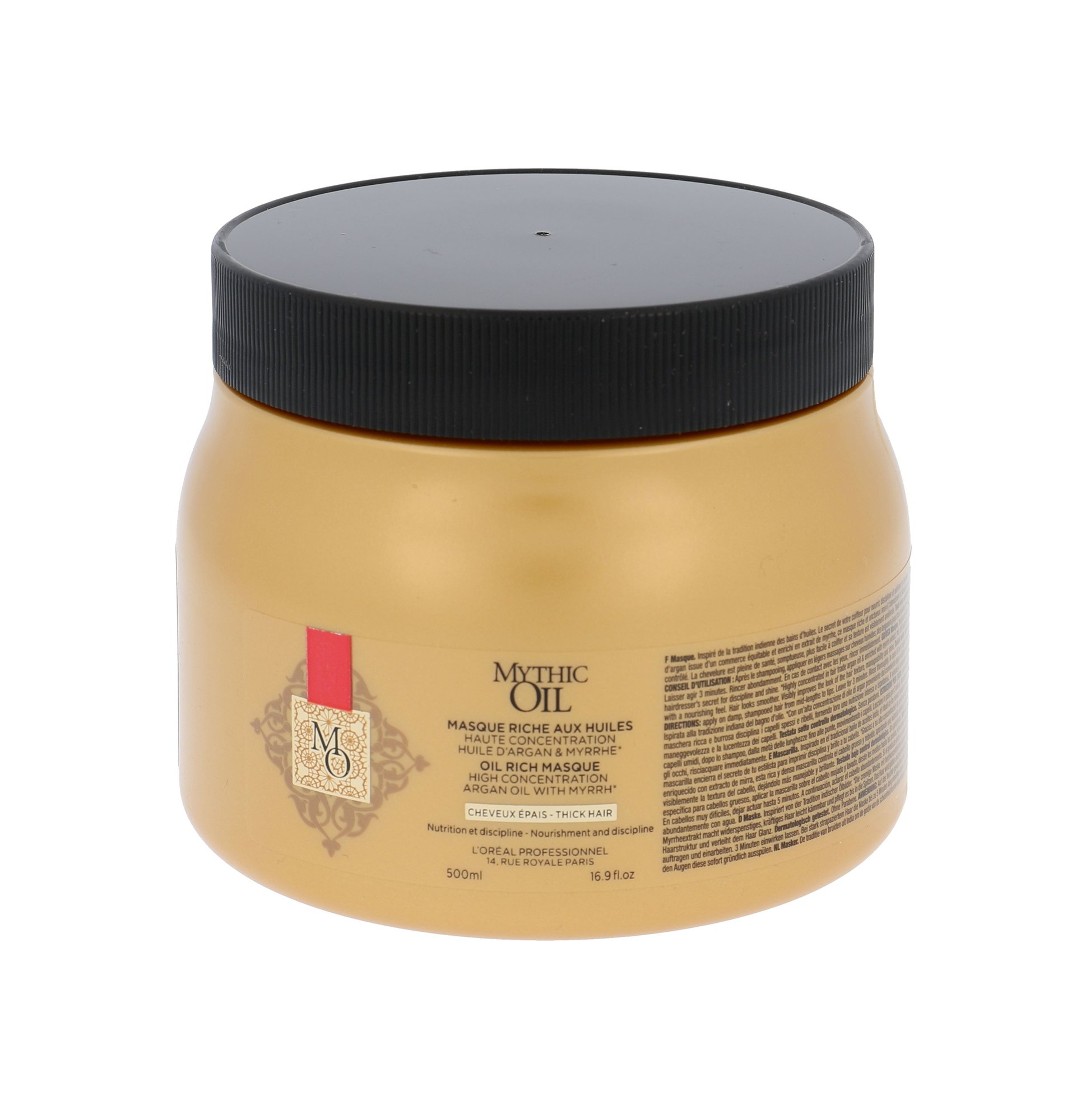 L´Oréal Professionnel Mythic Oil Cosmetic 500ml