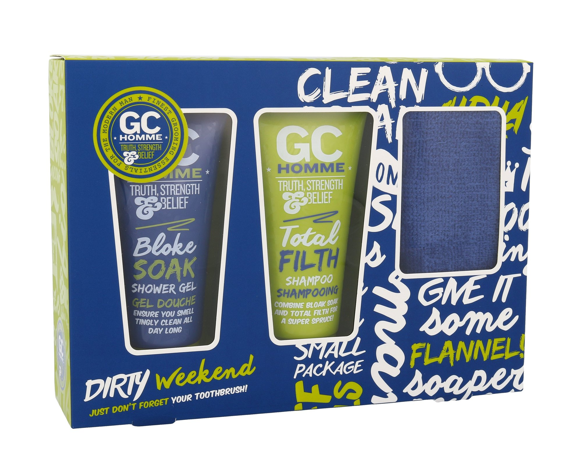 Grace Cole Homme Sport Dirty Weekend Cosmetic 100ml