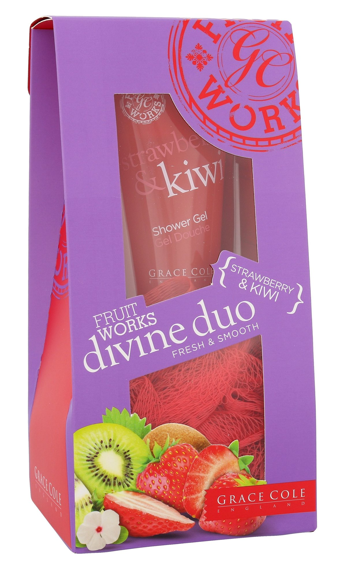 Grace Cole Fruit Works Divine Duo Kit Cosmetic 50ml